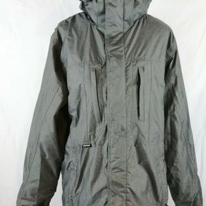 Ripzone Core (RPZN) Men's Insulated Hooded Coat